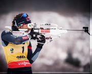 ФОТО. Почти альпинистка. Доротея Вирер взобралась на гору Фернеркепфль
