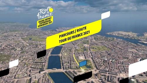 Тур де Франс 2021 перенесен из-за накладки с Олимпийскими играми