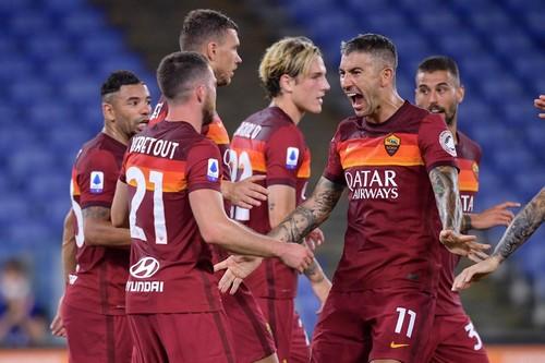 Рома выиграла у Торино и стала 5-й в Серии A, Ювентус проиграл Кальяри