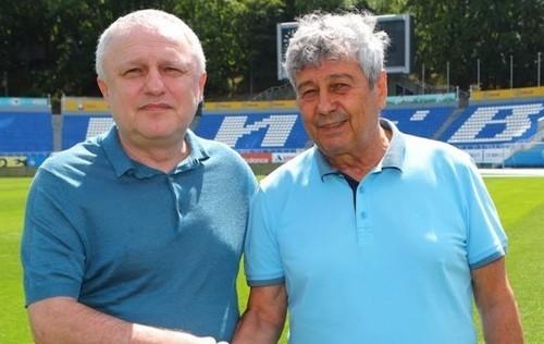Стало известно, почему Луческу будет жить на базе Динамо