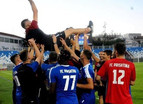 Даллку, Цурри и Янузи завоевали Кубок Косово с Приштиной