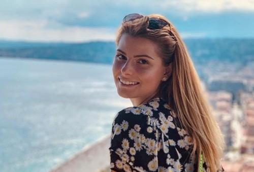 ФОТО. Завацька змінила образ і побувала в Києві