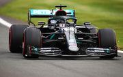 Хэмилтон красиво бьет Боттаса в квалификации Гран-при Великобритании