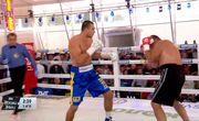 Выхрист нокаутировал Пахомова и одержал вторую победу на профи-ринге