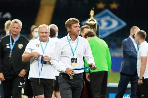 Юрий МАКСИМОВ: «Я хотел ставить Исенко на серию пенальти с Динамо»