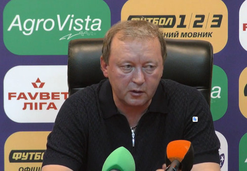 Владимир ШАРАН: «Эпидемия стала для нас серьезным барьером»