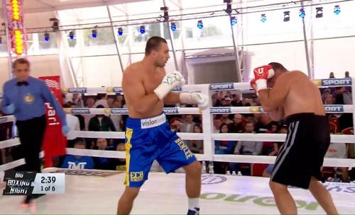 Вихрист нокаутував Пахомова і здобув другу перемогу на профі-рингу