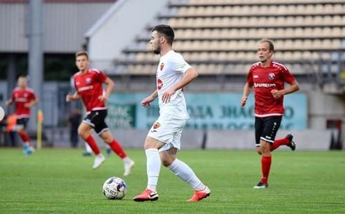 Запорожский Металлург в бескомпромиссном матче одолел Горняк-Спорт