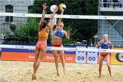 В Европе стартовал новый сезон по пляжному волейболу