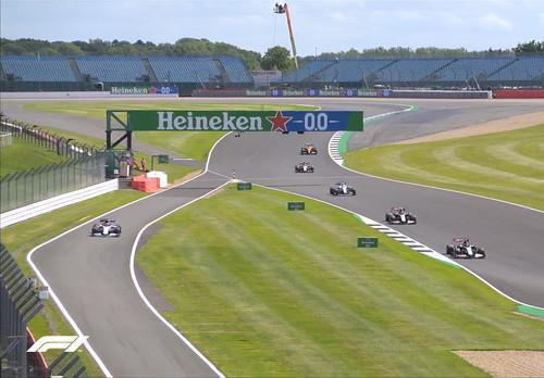 Формула 1. Гран-прі Великобританії. Текстова трансляція