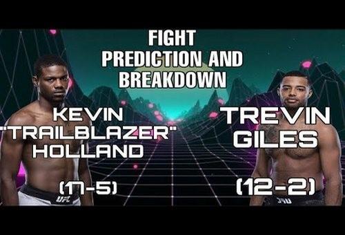 Потерял сознание. Отменен еще один бой на UFC Fight Night 173