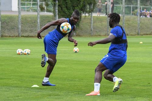 Мохаммед КАДИРИ: «После первой тренировки с Луческу не чувствовал ног»