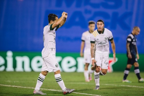 ВИДЕО. Экс-игрок Металлиста вывел свою команду в полуфинал MLS