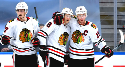 НХЛ. Монреаль бьет Питтсбург в овертайме, 6 шайб Чикаго, успех Калгари