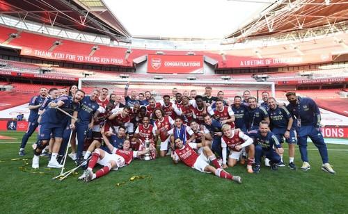Финал Кубка Англии посмотрело рекордное число зрителей