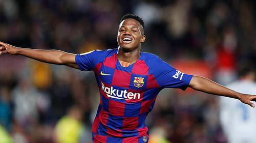 Барселона отказалась продавать Фати