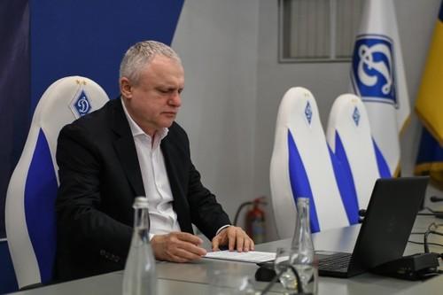 Игорь СУРКИС: «Болею за сборную, даже когда просят перейти в другую ложу»