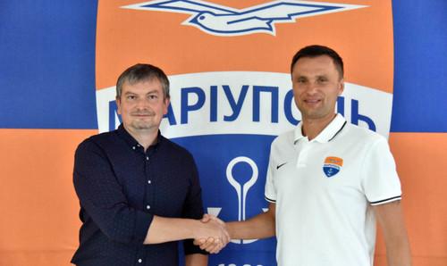 ОФІЦІЙНО: Остап Маркевич – головний тренер Маріуполя