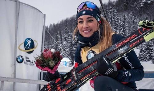 Вирер стала первой за 18 лет биатлонисткой, которая выиграла 2 БХГ кряду