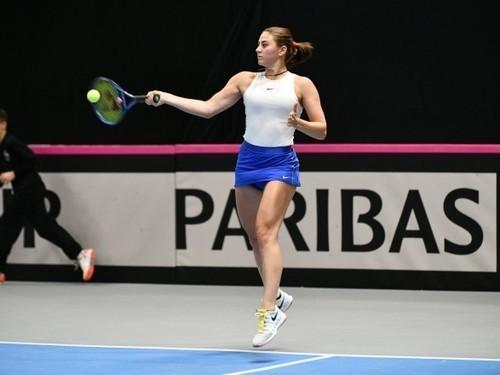 Марта КОСТЮК: «Это будет очень долгая подготовка к следующему турниру»