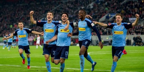 Игроки менхенгладбахской Боруссии отказались от части зарплаты
