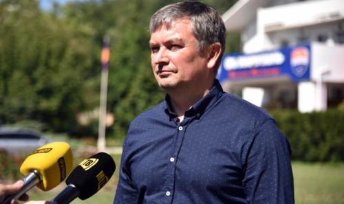 Вице-президент Мариуполя: «Задача Маркевича - выход в Лигу Европы»