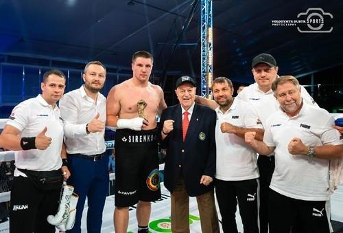 FAVBET начинает сотрудничество с Владом Сиренко с победы