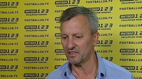 В'ячеслав ХРУСЛОВ: «Бачили дві штанги? По грі - непоганий футбол»