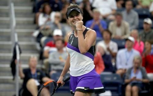 В последний момент. Свитолина заявилась на US Open