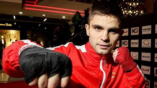 Митрофанов станет спарринг-партнером Ломаченко