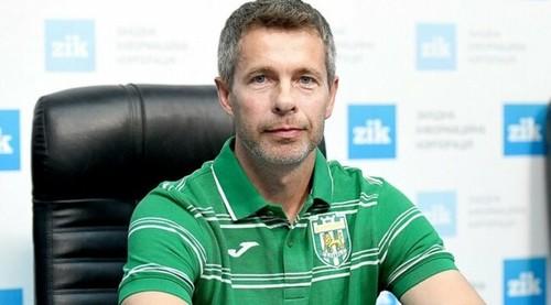 Новый главный тренер Карпат определился с ассистентами