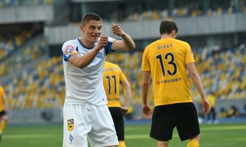 ЗМІ: Миколенко зацікавив Евертон