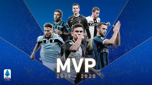 Роналду остался без награды. Дибала – MVP сезона в Серии А