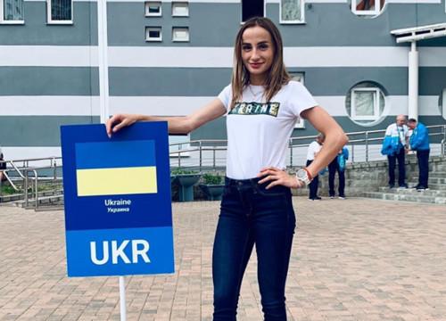 Зіркову українську легкоатлетку дискваліфікували на 20 місяців