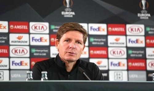 Тренер Вольфсбурга: «У нас сохраняются шансы на победу над Шахтером»