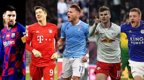 Месси стал лучшим по системе гол+пас в топ-5 лигах Европы за сезон