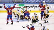 НХЛ. Монреаль бьет Питтсбург, успехи Чикаго, Тампы и Колорадо