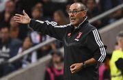 Сарри будет уволен, если не выведет Ювентус в четвертьфинал Лиги чемпионов