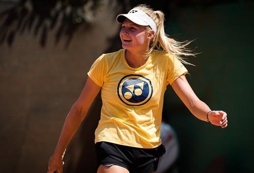 Ястремская уступила на старте парного разряда турнира в Палермо