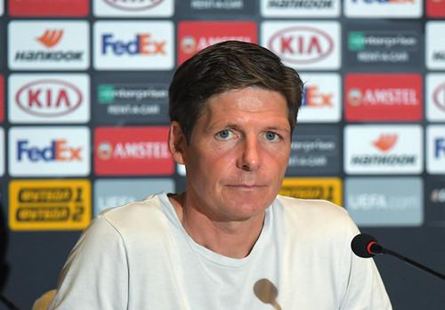 Тренер Вольфсбурга: «Та ситуація повинна була призвести до пенальті»