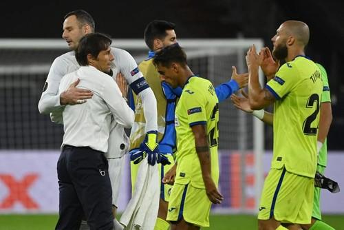 КОНТЕ: «Интеру пришлось попотеть. Лукаку забил очень хороший гол»