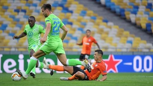 Жуниор Мораес забил 20-й мяч в еврокубках