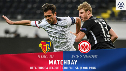 Базель - Айнтрахт. Де дивитися онлайн матч Ліги Європи