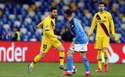 Барселона – Наполи – 3:1. Текстовая трансляция матча