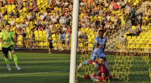 Шахтар Вернидуба обіграв Динамо Брест з українцями і зміцнив лідерство