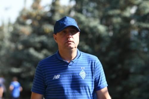 Юрій МОРОЗ: «Боль в Динамо має хорошу перспективу»