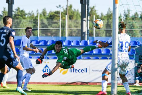 Динамо U-21 – Десна – 2:2. Дубль Ісаєнка та дебют Мудрика. Відео голів