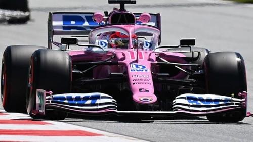 Формула-1 оштрафовала «розовый Мерседес» на 400 тысяч и лишила очков
