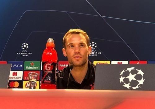 Мануэль НОЙЕР: «Игроки Баварии голодны и амбициозны»