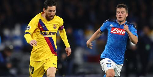 Барселона — Наполі. Прогноз і анонс на матч Ліги чемпіонів
